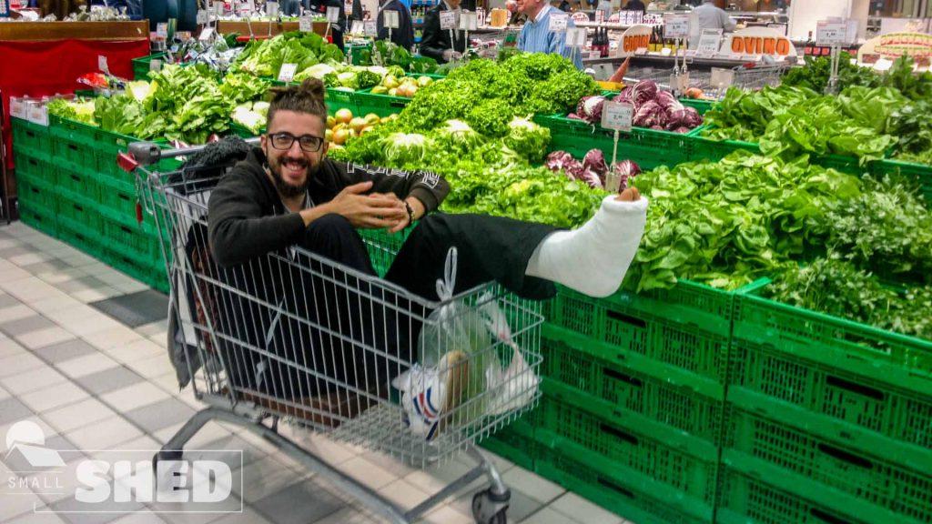 supermarket - ipercoop