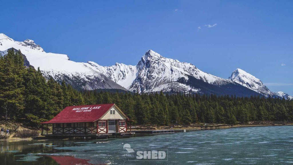 canada - maligne - lake